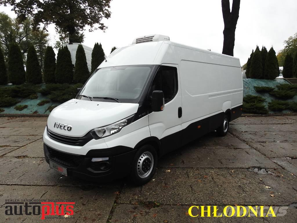Iveco DAILY 35S16 REFRIGERATOR 0*C, AIRCONDITION