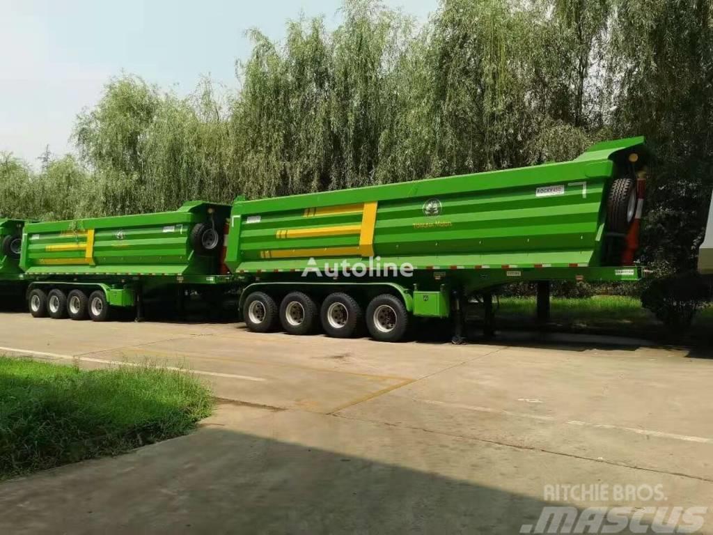 Titan Tipper semi-trailer