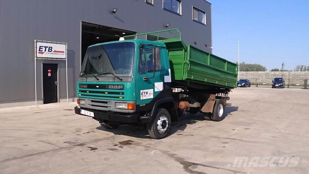DAF 45 ATI 160 (MANUAL PUMP / STEEL SUSP.)