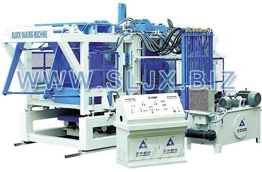 SanLian QFT12(XL)-15 Block Making Machine