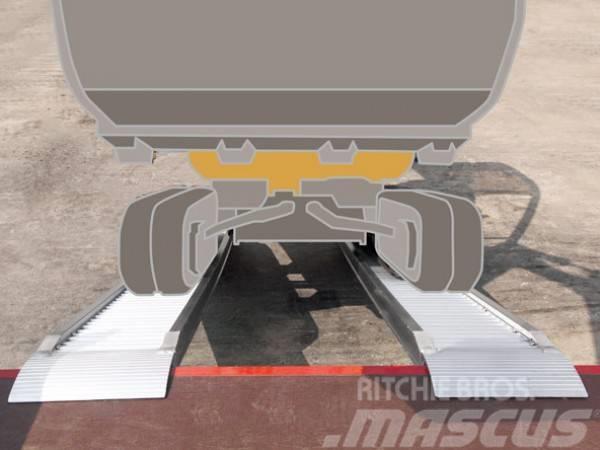 Metalmec MM 115/30 aluminium rámpa