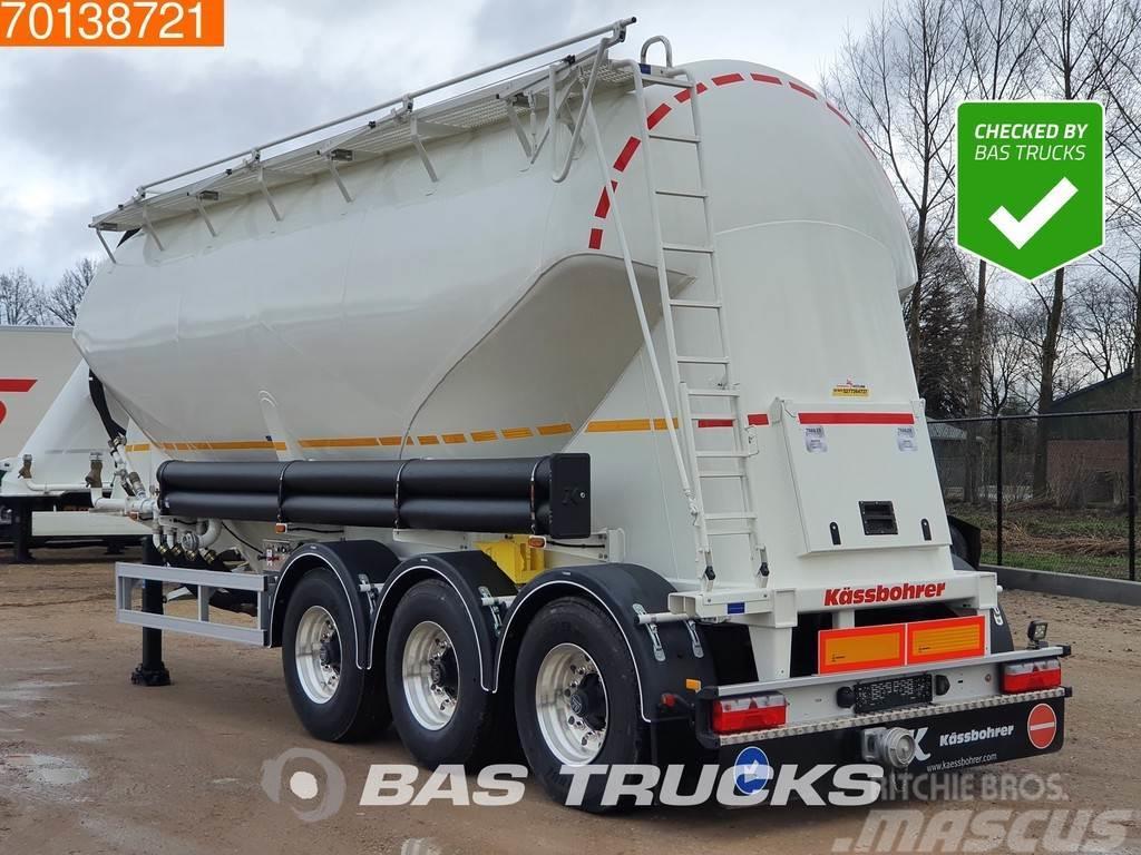 Kässbohrer SSL-35 3 axles 35m3 2x Liftachse *New Unused*