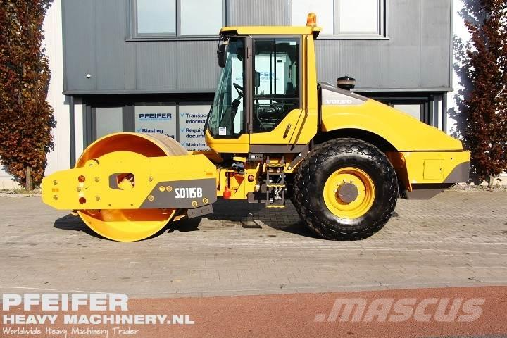 Volvo SD115B NEW Volvo SD115B, Also available for rent!