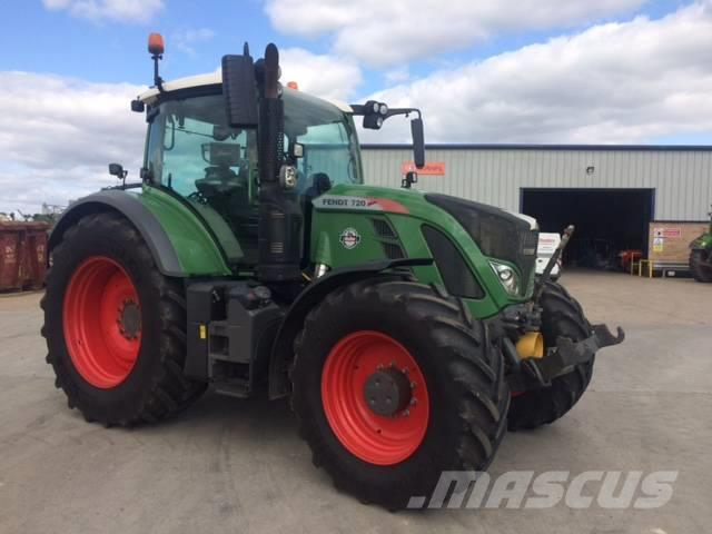 Fendt 720 Profi Plus