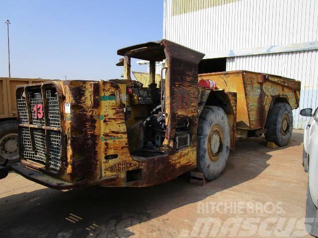 Atlas Copco MT2010 Minetruck