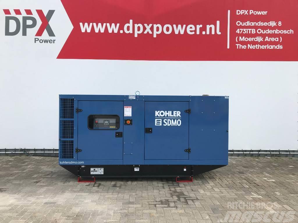 Sdmo J165 - 165 kVA Generator - DPX-17108