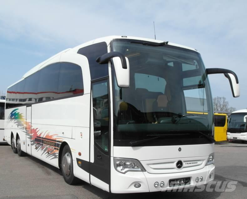 Mercedes-Benz O 580 Travego M 16 RHD/Tourismo/SAFETY EDITION