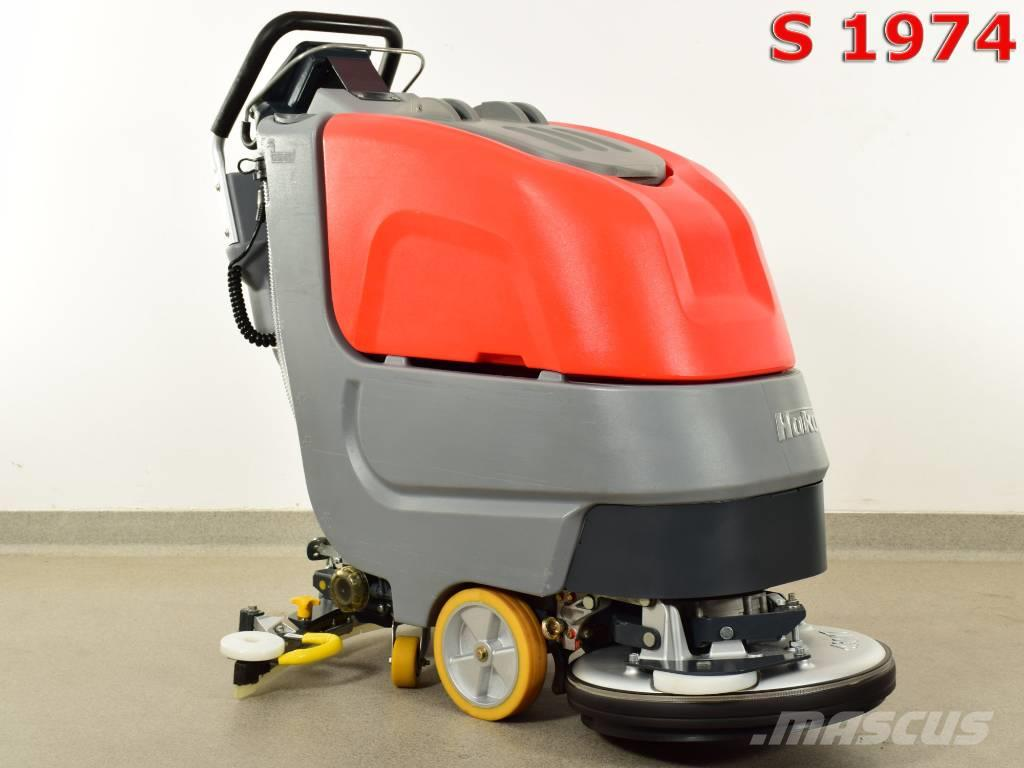 [Other] Scubber dryer HAKO B 30