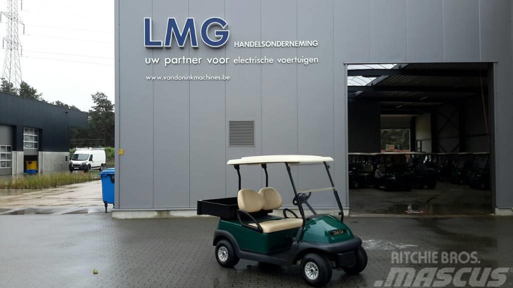 [Other] golfcar clubcar precedent met benzine motor