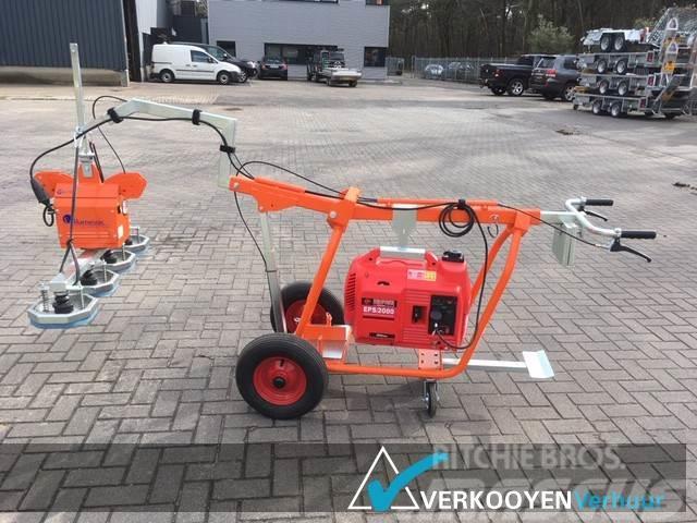 [Other] Hamevac VTH 150BL - Tegelvlijer met aanzuigbalk