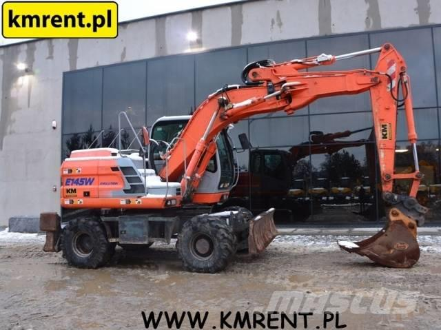 Fiat KOBLECO E145W | TEREX 42HML,JCB JS130,CAT M312MCAS