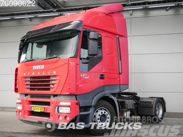 Iveco Stralis AS440S42 4X2 Mega Euro 5 NL-Truck