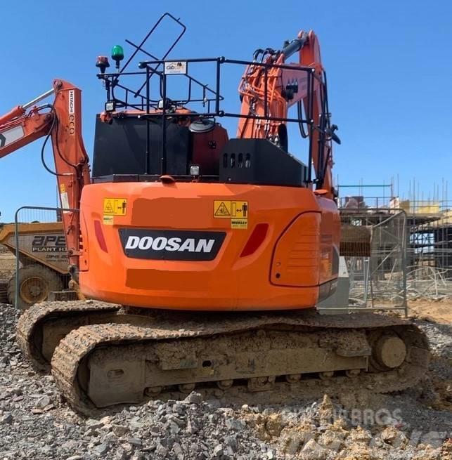 Doosan DX140LCR-5