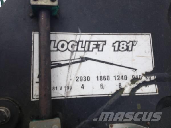 Loglift 181 pilar