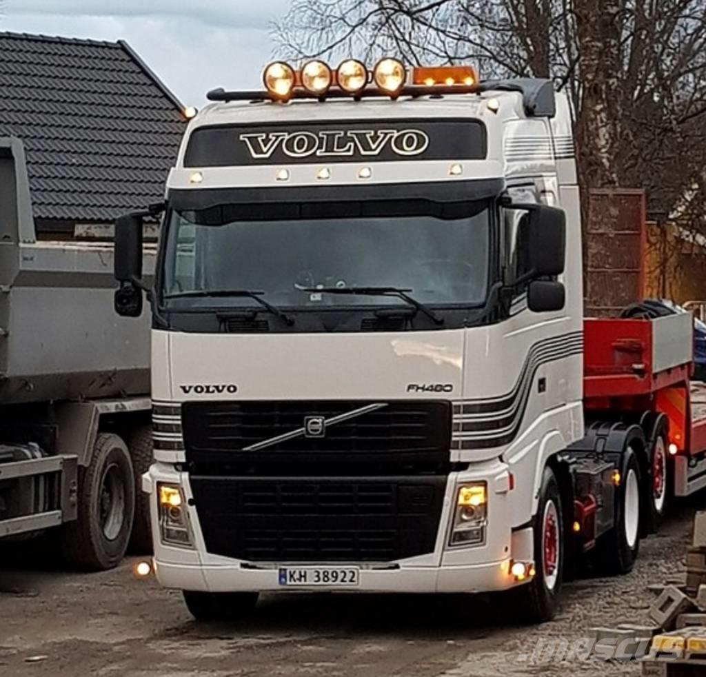 Volvo Fh460 2005 490000 2 614 467