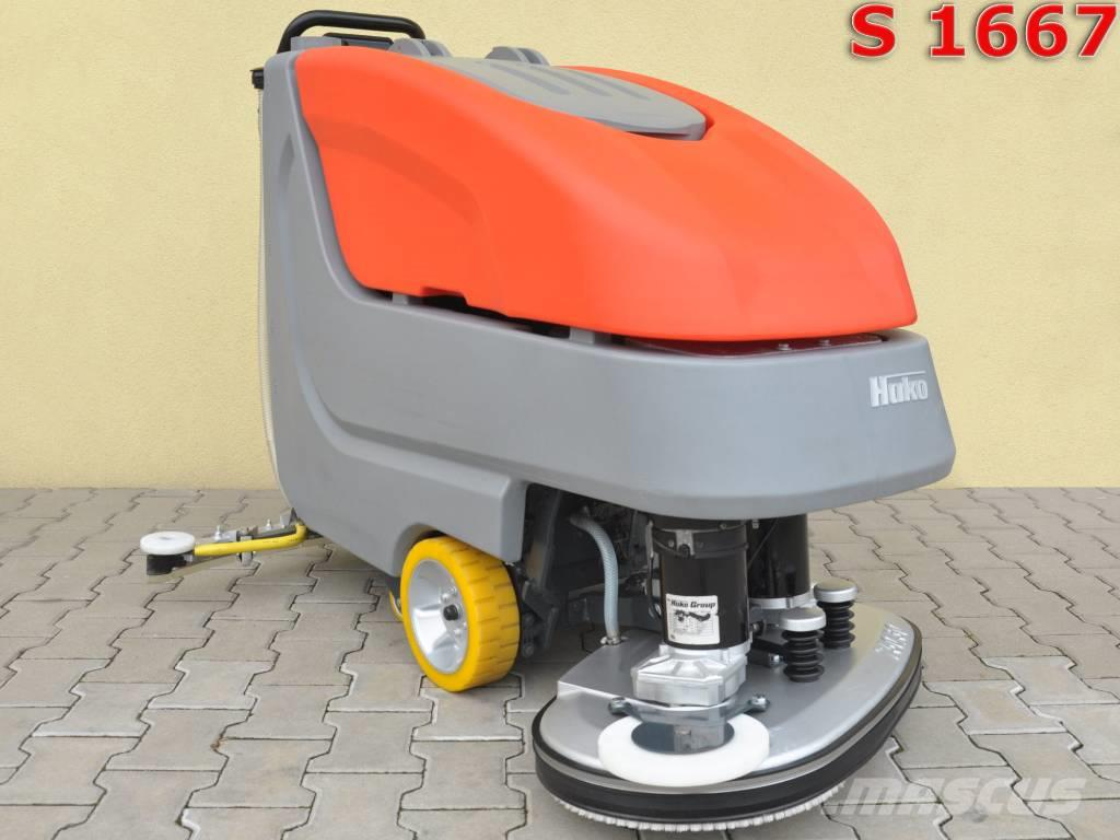 [Other] Scrubber dryer HAKO SCRUBMASTER B90 CL