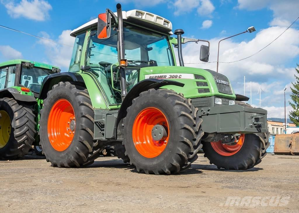 Fendt FARMER 309 CA - STAN IDEALNY - 2001 ROK