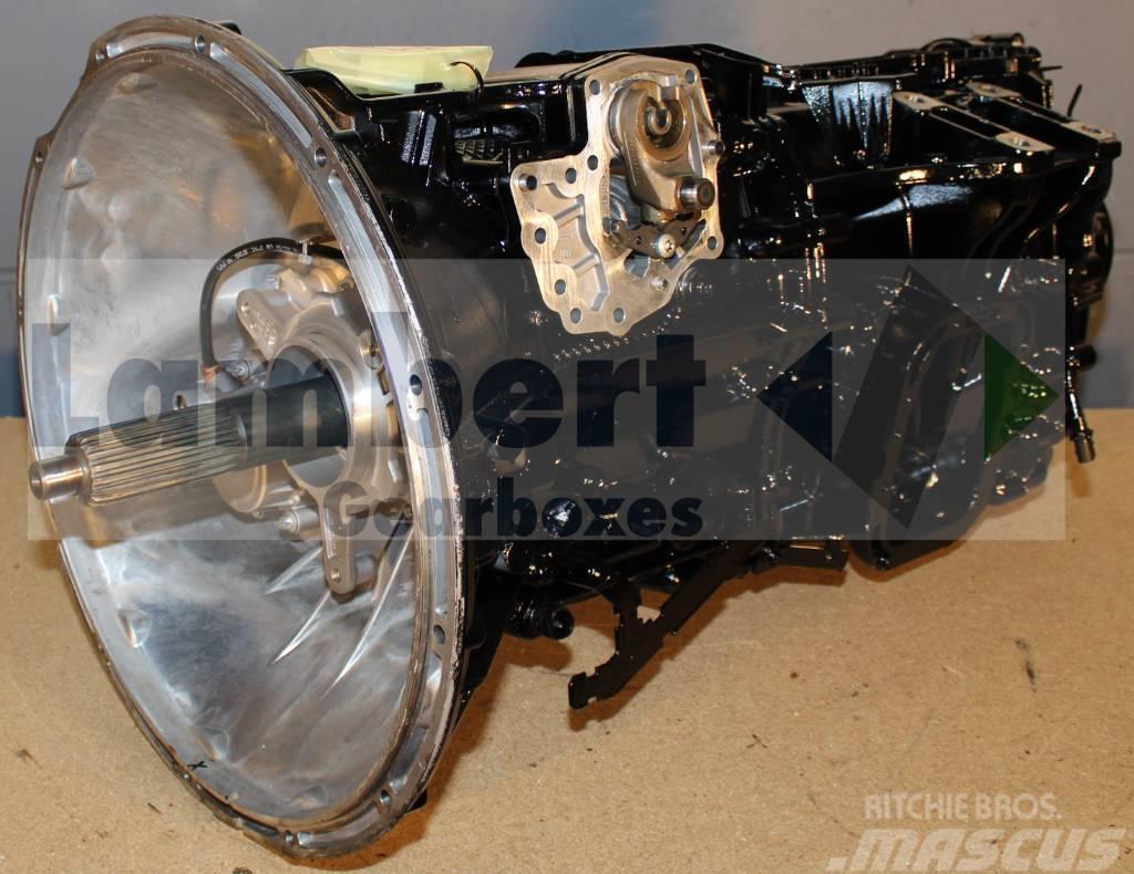 Mercedes-Benz Actros G211-12  715352 Getriebe / Gearbox