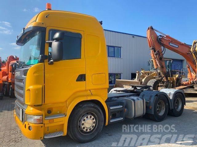 Scania R470 R 470 6X4 Tractor unit