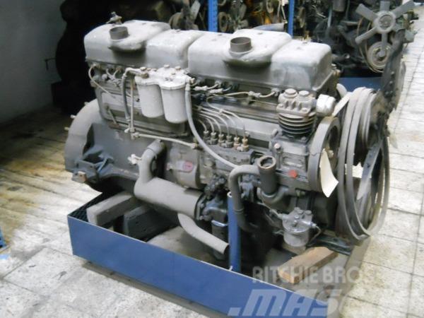 Mercedes-Benz OM315 / OM 315, Motorer