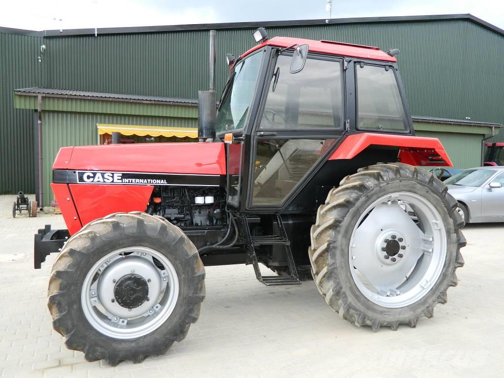 Used Case Ih 1490 Tractors Year  1984 Price  Us  10 534