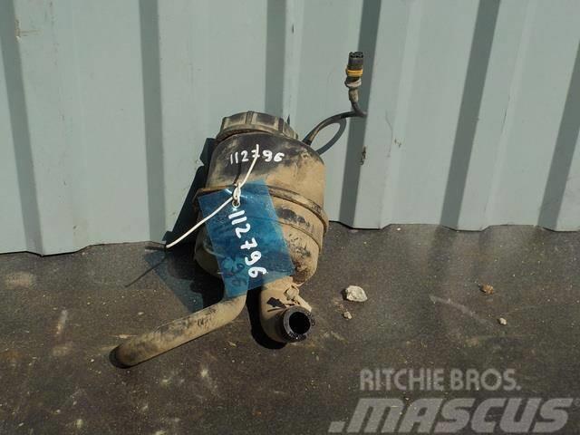 MAN TGA Steering oil reservoir 81473016063 81473016054