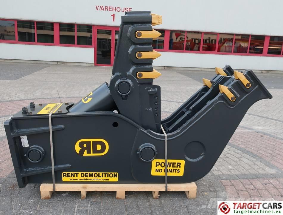 Rent Demolition D20 Hydraulic Pulverizer Crusher Shear 21~29T NEW