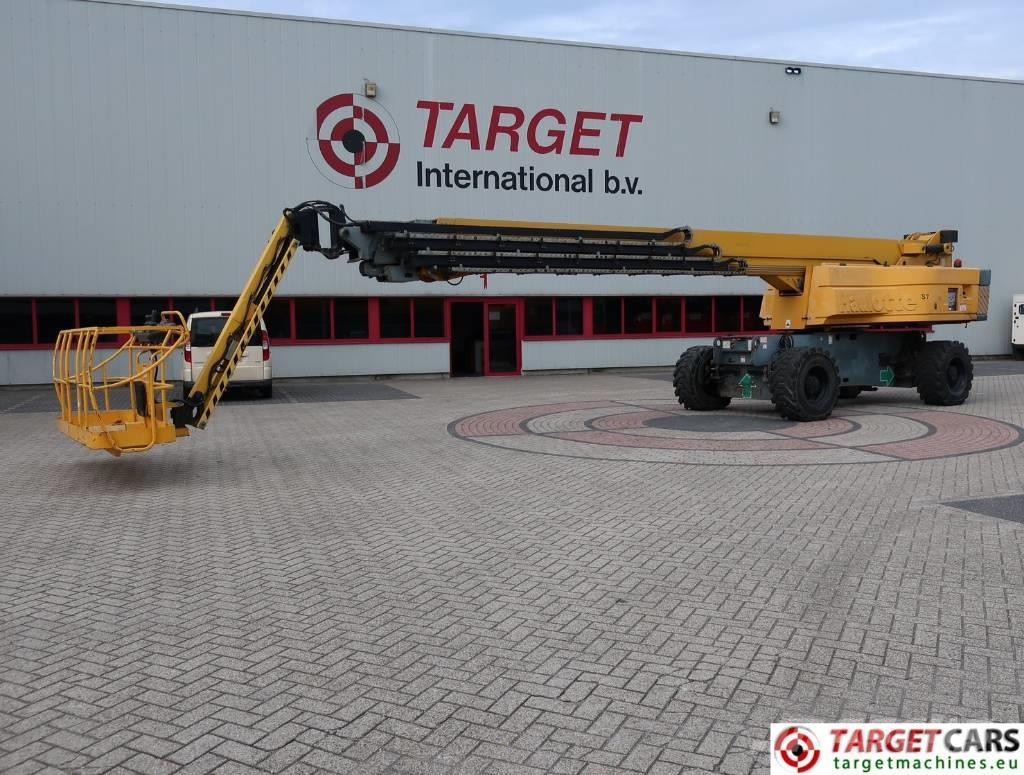 Haulotte H43TPX Diesel 4x4 Scissor Work Lift 4220cm w/JIB