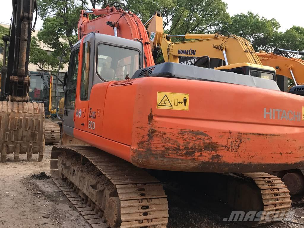 Hitachi hitachi ZAXIS 200 crawler excavator