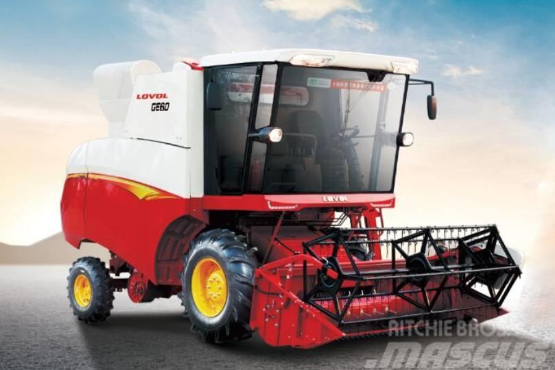 [Other] New FOTON GE60 grain harvester GE60