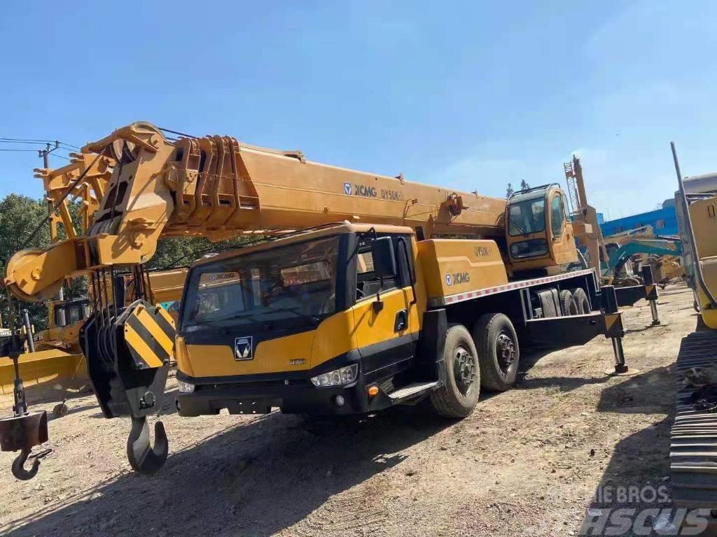 XCMG 50TON Truck Crane