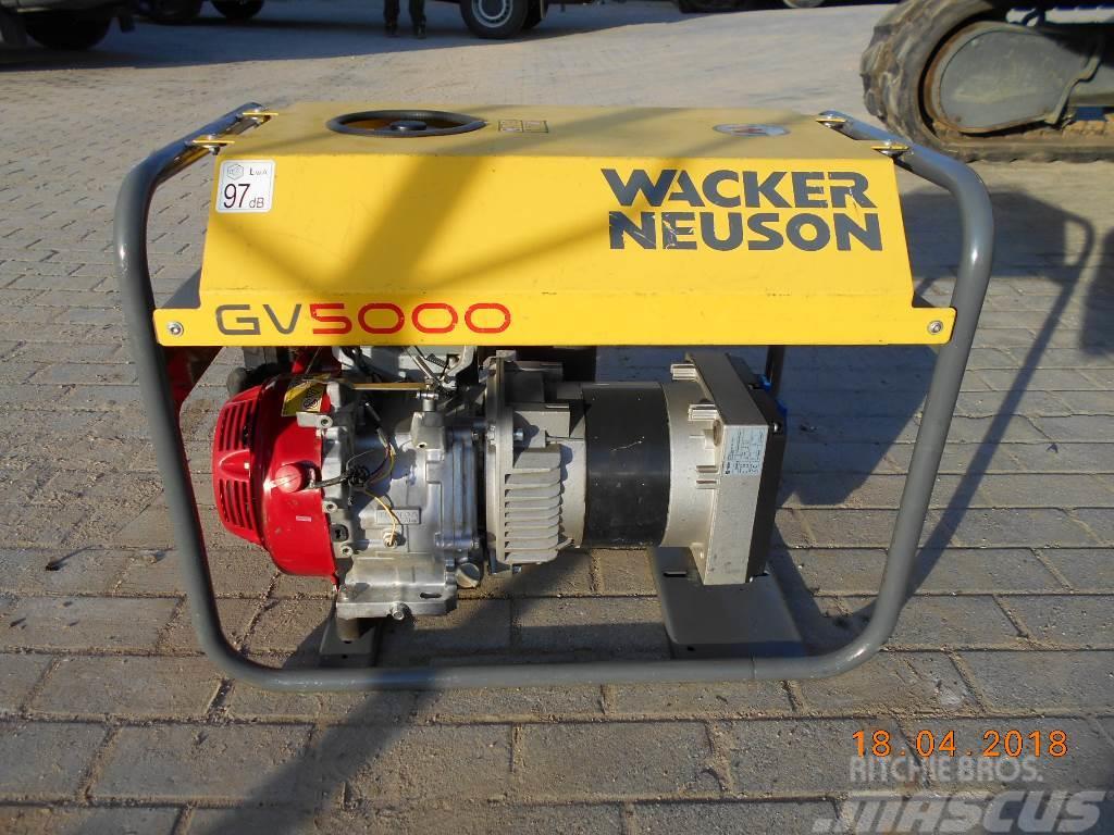Wacker Neuson GV5000A