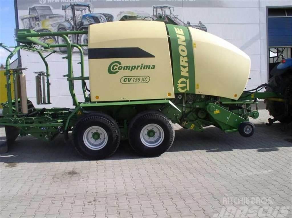 Krone Comprima CV 150XC
