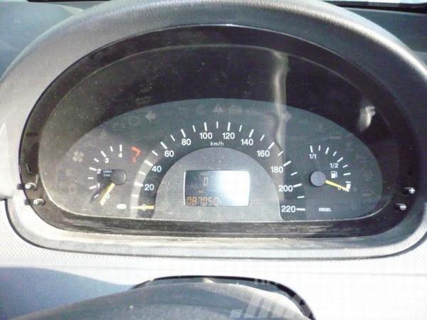 Mercedes-Benz Vito 109CDI Extra Long Crew CAB, 2007, Lätta skåpbilar