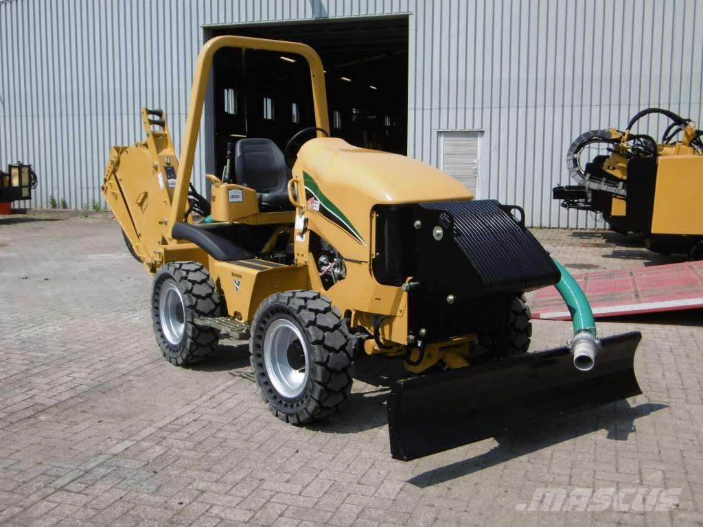 Vermeer RTX550 microtrencher