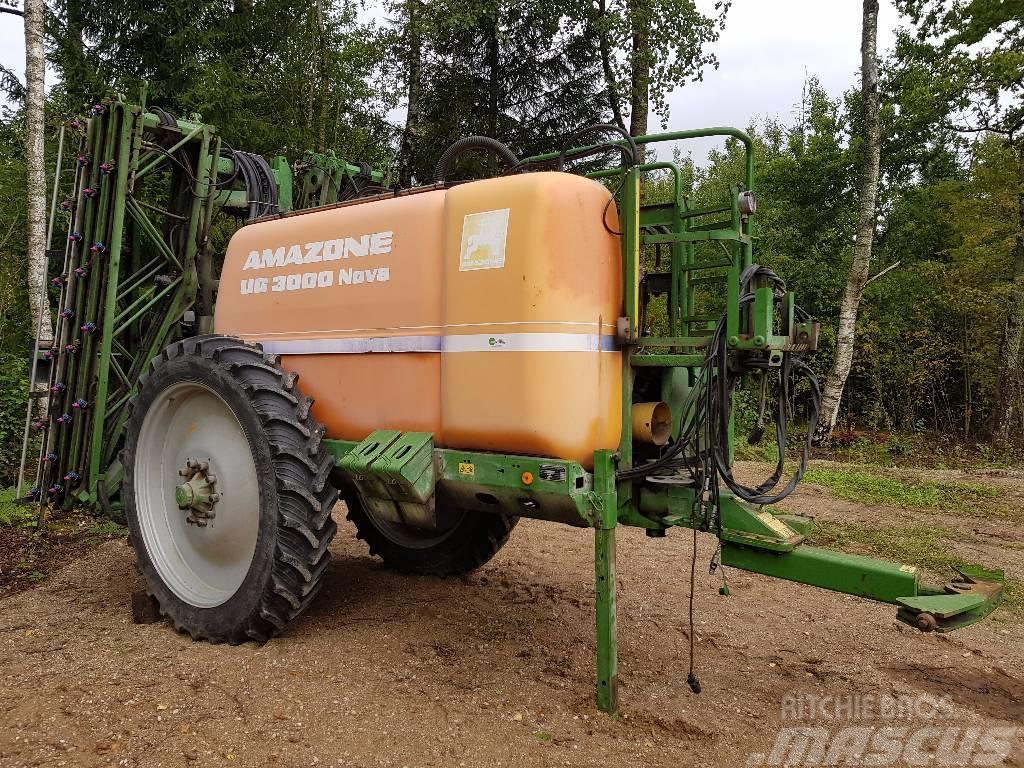 Amazone UG 3000