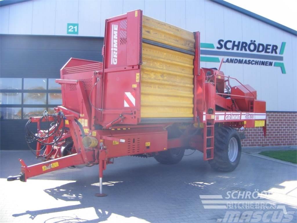 Grimme SE 85-55 NB