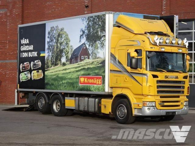 Scania R560 6x2*4 Frigo block - Loadlift - Side doors - F