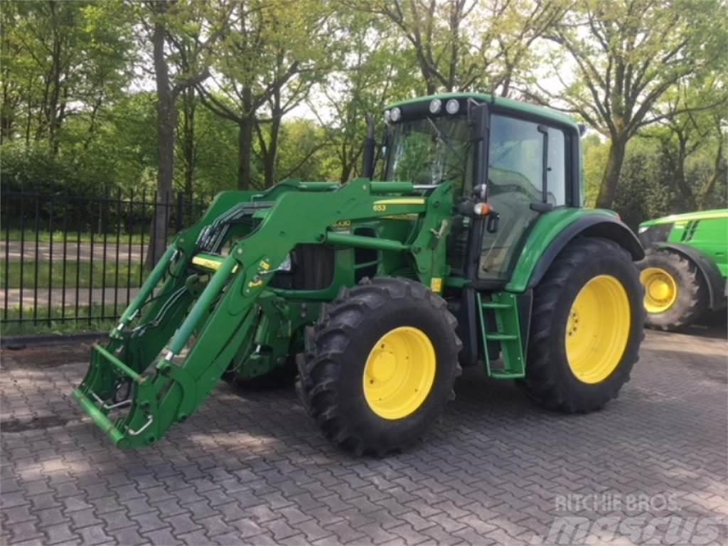 used john deere 6330 trekker tractors year 2011 for sale. Black Bedroom Furniture Sets. Home Design Ideas