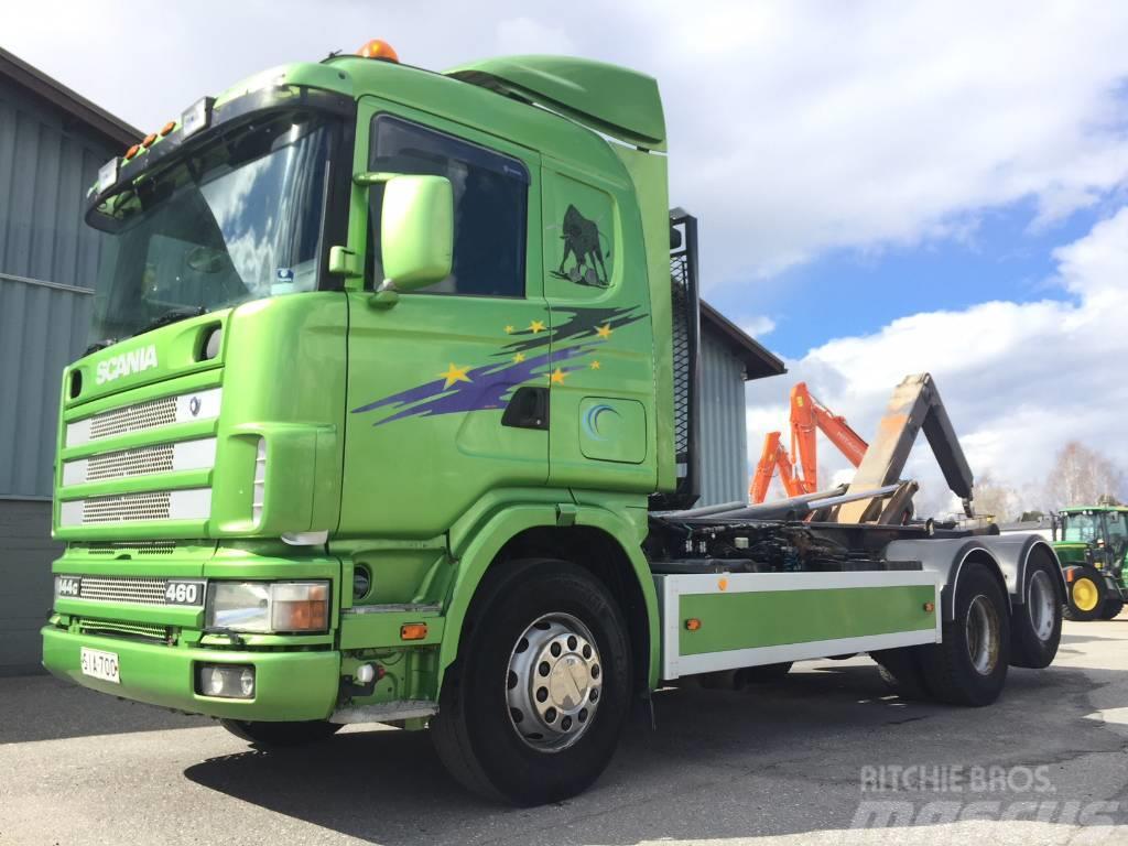 Scania R144G 480 6x2