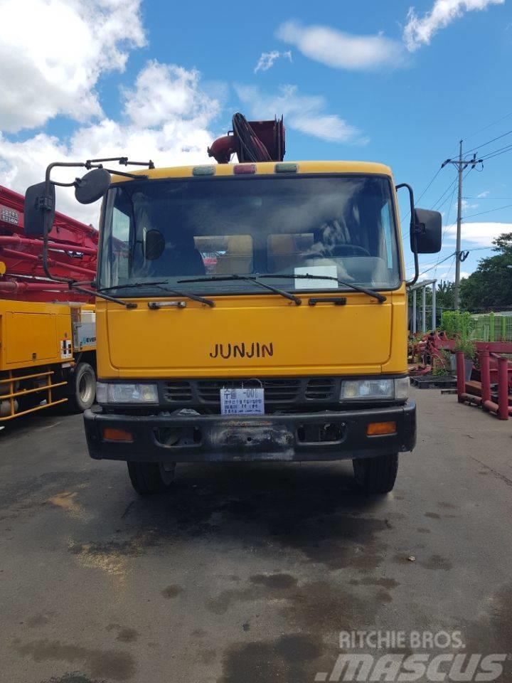 Junjin 36m KIA Chassis