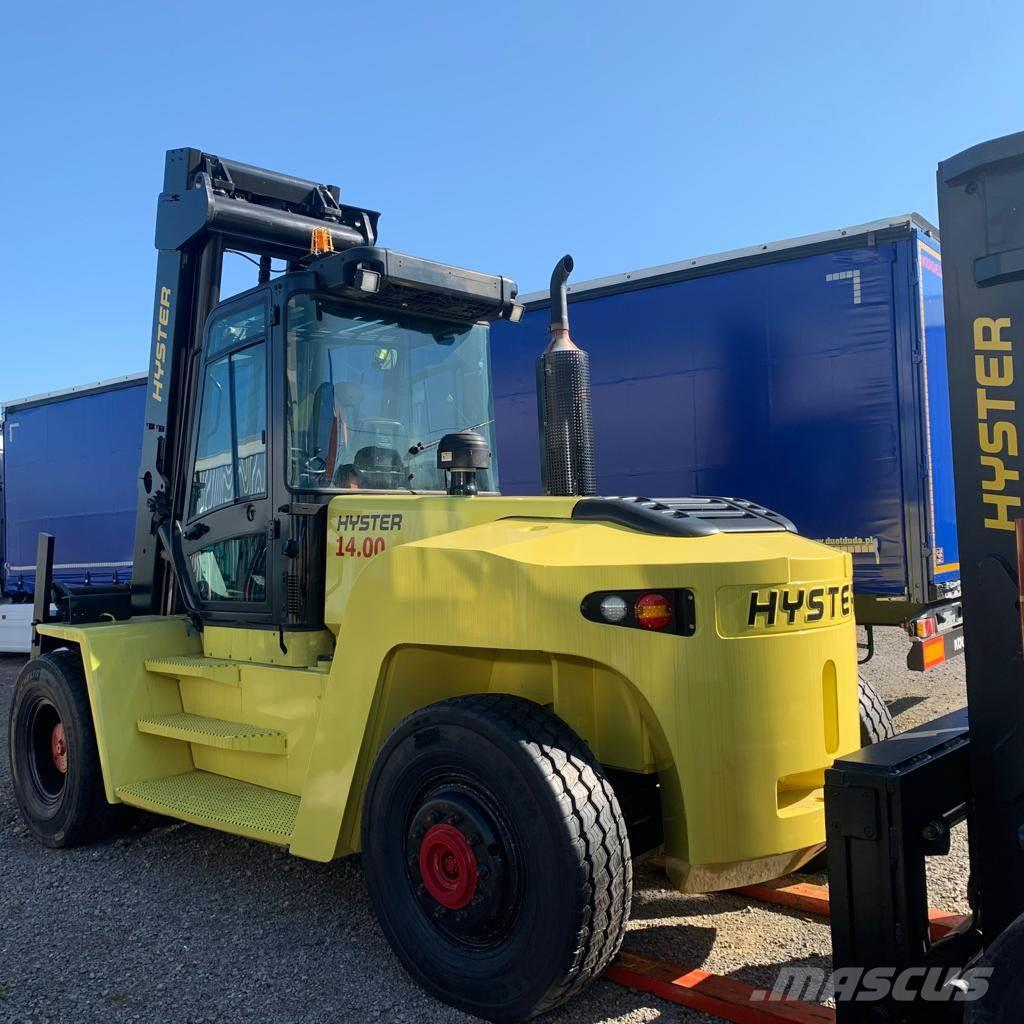 Hyster H 14.00 XM 6
