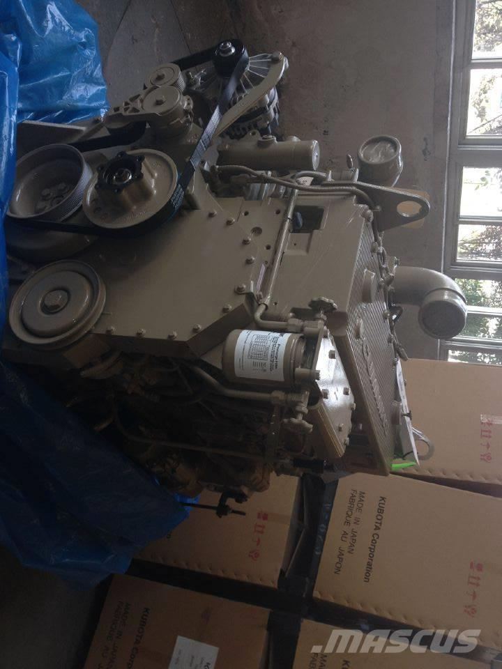 Cummins QSM11-C300 new engine assy