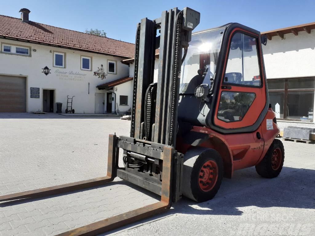 Linde H 35 Diesel Triplex