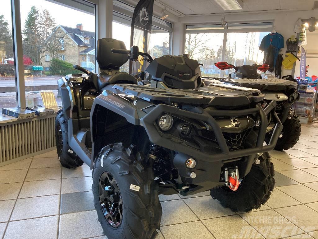 Can-am Outlander XU+T 650 MAX