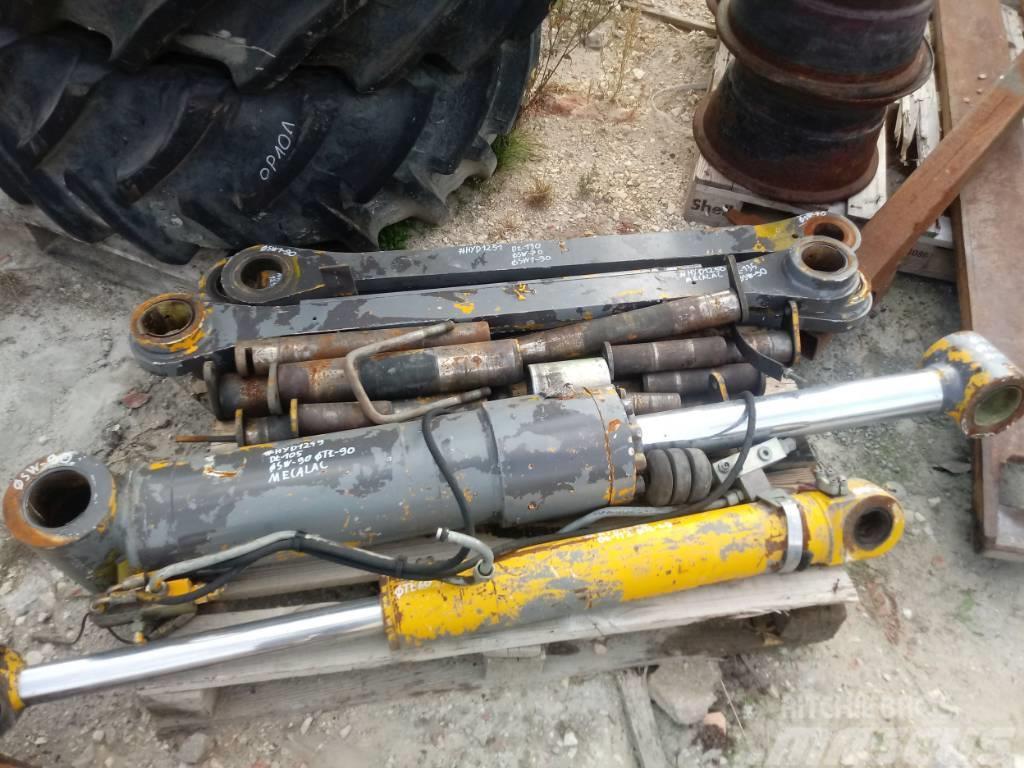 Mecalac Siłownik Mecalac 12 Hydraulic cylinder 105 90 90