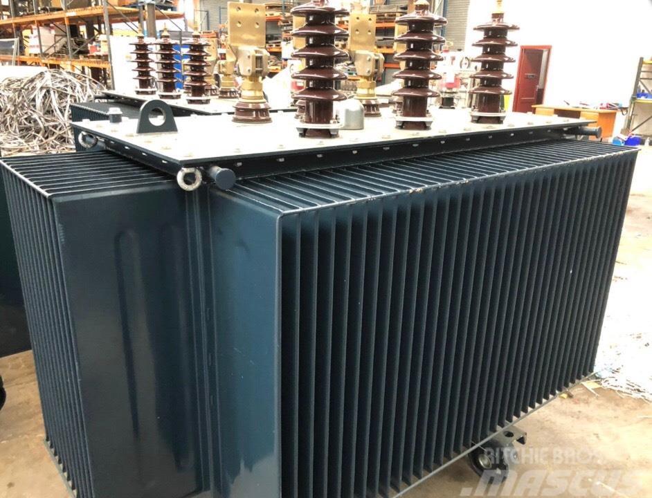 [Other] Ansa Trafo 1250.36.33. B2 O PE Electrical Transfor