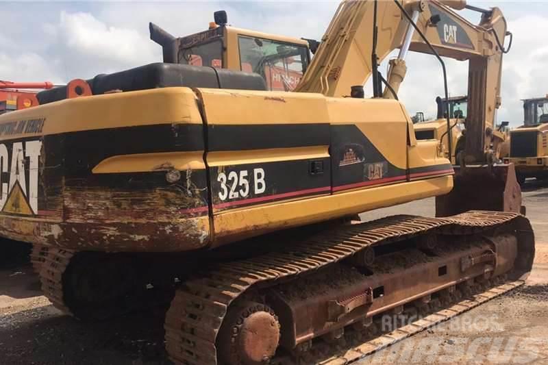 Caterpillar 325BL