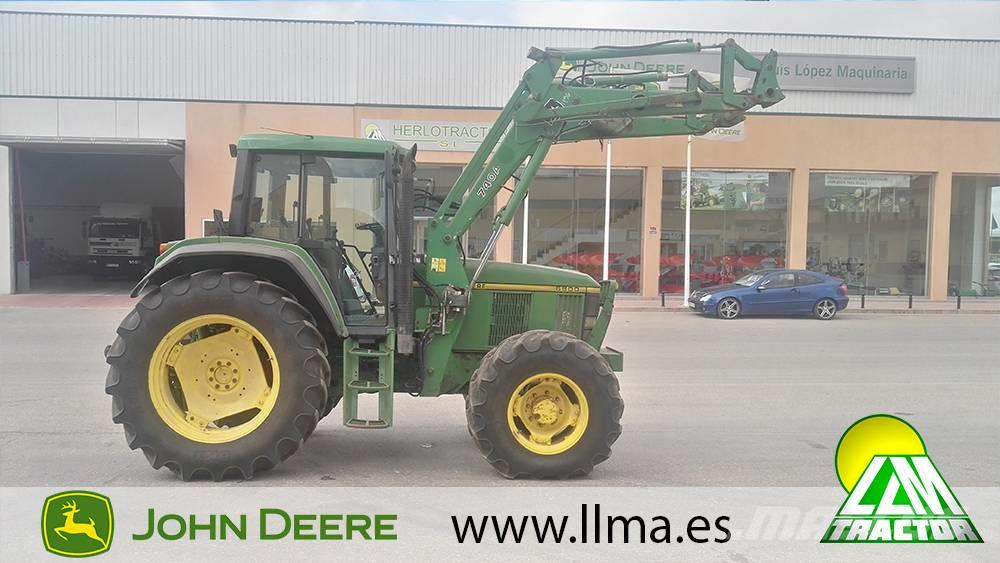John Deere 6800