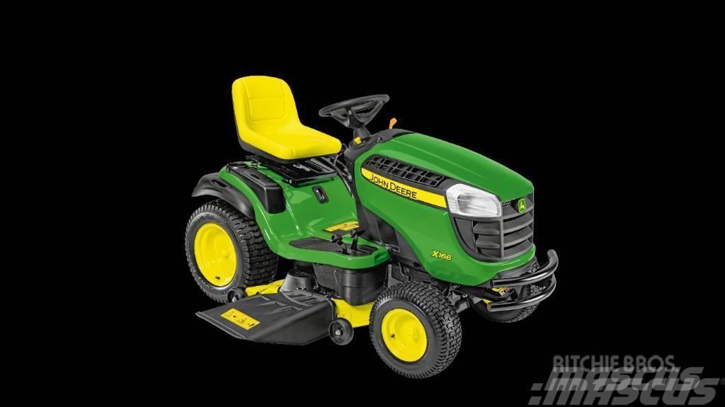 John Deere X 166